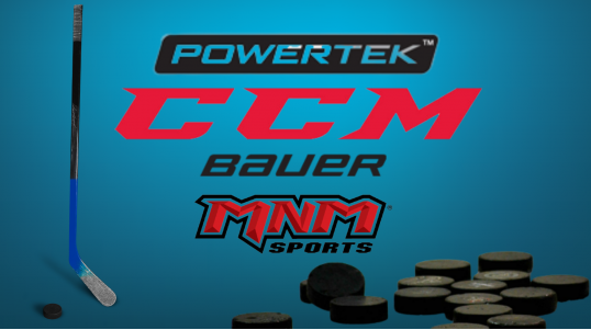 Magasin pour passionnés d'hockey service de location aiguisage de patin réparation vente équipement neuf usagés distributeur Blocker Sleeve